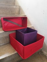 storage boxes in Ramstein, Germany