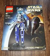 Star Wars Jango Fett Lego Set in Plainfield, Illinois
