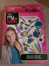 Shrinky Dinks jewelry kit in Naperville, Illinois