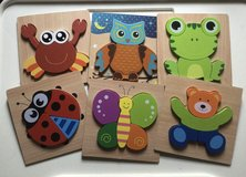 Toddler puzzles in Orland Park, Illinois