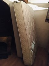 full seize box spring with mattress in Ramstein, Germany