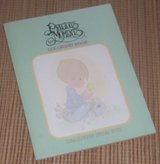 NEW Vintage 1983 Precious Moments Coloring Book Learning from God in Yorkville, Illinois