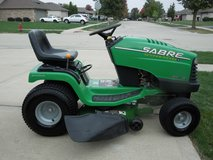 SABRE LAWN TRACTOR 38' CUT 14.5 HP AUTOMATIC in Orland Park, Illinois