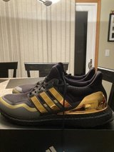 Adidas Ultra Boost (Metallic Gold) Size 11.5 in St. Charles, Illinois