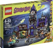 Lego Scooby doo mystery mansion #75904 in Wheaton, Illinois