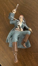 Captain Jack Sparrow Ornament in Joliet, Illinois