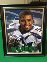*** SEAHAWKS - Bobby Wagner 8x10 framed Lithograph *** (NEW) in Tacoma, Washington