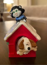 Doghouse Ornament in Joliet, Illinois
