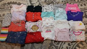 BABY GIRL CLOTHES LOT 9 MONTHS in Joliet, Illinois