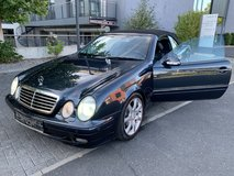 Beautiful Mercedes Clk 230 Kompresor Avantgard,eConvertible,Automatic,New Inspection,Bose,Xenon in Ansbach, Germany