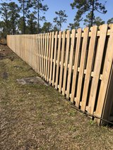 The next 5 new fence get 15 %off on labor in Camp Lejeune, North Carolina