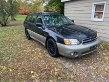 2002 Subaru Outback in Orland Park, Illinois