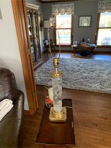 Gold plated Lamp. in St. Charles, Illinois