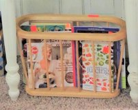 Magazine rack in Fort Campbell, Kentucky