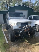 91 Jeep YJ in Beaufort, South Carolina