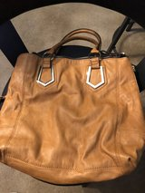 faux leather tan purse in Orland Park, Illinois