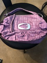 Guess lavender purse in Orland Park, Illinois