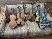 Fiddles for sale hand made in Alamogordo, New Mexico