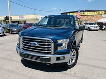 2015 FORD F150 SUPERCREW XLT , 4WD, V8, FLEX FUEL, 5.0L in Clarksville, Tennessee