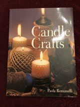 Book: Candle Crafts by Paola Romanelli by Paola Romanelli in Naperville, Illinois