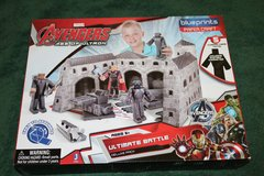 Marvel Avengers- Age of Ultron- Ultimate Battle Deluxe Pack- Blueprints Paper Craft in Camp Lejeune, North Carolina