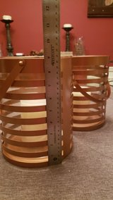 6 Copper Glass Containers in Houston, Texas
