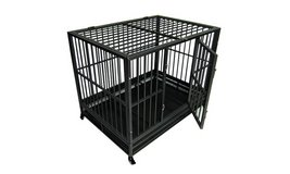 "NIB***INDESTRUCTABLE IRON Dog Crate 42"" in Cleveland, Texas"