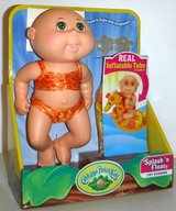 "New! Cabbage Patch Kids 9"" Doll - Deluxe Splash N' Float - Giraffe in Bolingbrook, Illinois"