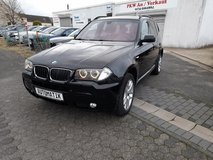 2008 Automatic  BMW X3 2,0 M Sport XDRIVE (AWD)*TURBO DIESEL * NEW INSPECTION *NAVIGATION GPS*LE... in Spangdahlem, Germany