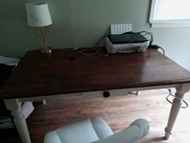 Farmhouse style table solid wood in Fort Campbell, Kentucky