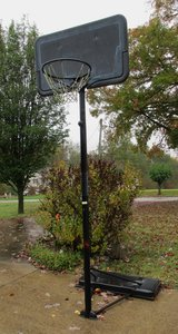 Basketball Goal Free Standing in Clarksville, Tennessee
