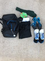 Soccer gear lot in The Woodlands, Texas
