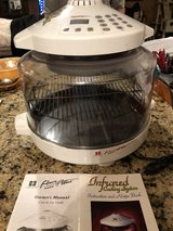 Infrared cooking system. Used once. in DeRidder, Louisiana