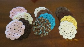 New Crocheted Coasters - Set of 4 #67 in Warner Robins, Georgia