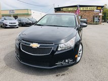 2014 CHEVROLET CRUZE LTZ SEDAN 4-Cyl 1.4 Liter  - TURBO in Clarksville, Tennessee