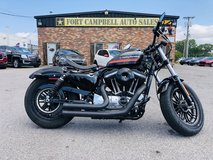 2018 HARLEY-DAVIDSON XL1200XS FOURTY-EIGHT UNLEADED GAS in Clarksville, Tennessee