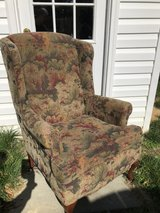 wing chair in Waldorf, Maryland