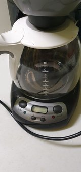 Coffee machine with timer in Baumholder, GE