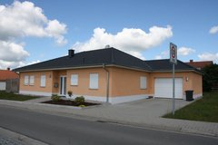New Freestanding Bungalow with 3 Bedrms, 2 Bathrms - only 15 mins to LRMC in Ramstein, Germany