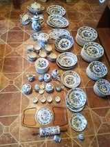 Danube Blue Onion China from Bavaria Germany in Fort Rucker, Alabama