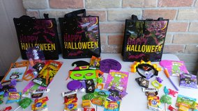 Halloween treat bags for kids in The Woodlands, Texas