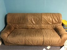 set of two leather couches in Ramstein, Germany