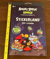 Angry Bird Space Stickers in Sugar Grove, Illinois