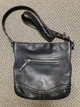 Coach Leather Cross Body Purse in Plainfield, Illinois