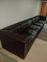 Sectional couch (Oswego) in Sugar Grove, Illinois