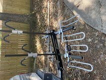 Swagman hitch mount 4 bike rack in Kingwood, Texas
