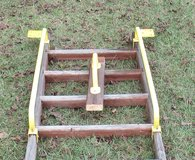 hand rails metal rail for play fort ladder or porch in Warner Robins, Georgia