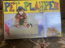 Pet playpen in Bartlett, Illinois