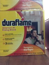 Duraflame Fire logs in Moody AFB, Georgia