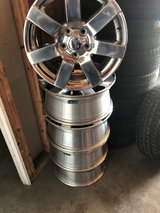 jeep rims five them for sale in West Orange, New Jersey